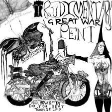 "New listing New Music Rudimentary Peni ""Great War"" LP"