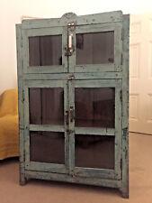 Vintage Wooden Cabinet Cupboard - Shabby Chic - Retro Furniture - Unique