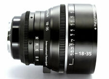 Customized cine sigma18-35mm f1.8 Canon EF for red raven bmcc bmpcc sony c300 f5