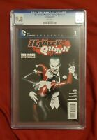 DC comics presents Harley Quinn #1 First Print 2014 CGC 9.8