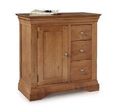 Solid Oak Cupboard / Hallway Unit /100% Solid Oak Sideboard / New / Brittany
