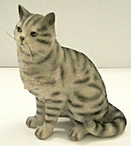 Best Of Breed Classics - Cats - SILVER TABBY  - Seated