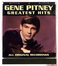 Greatest Hits [All Original Recordings] by Gene Pitney (CD, Oct-1995, Curb)
