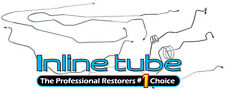 2003-2006 Expedition Navigator Complete Preformed Brake Line Kit W/O TC SS