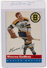 1954 Warren Godfrey Topps #50 Excellent to Near Mint Condition