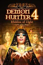 DEMON HUNTER 4: RIDDLES OF LIGHT - Steam chiave key - Gioco PC Game - ROW