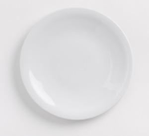 Kahla UPDATE 6 Stück Speiseteller 26 cm flach Essteller Teller Porzellan Gastro