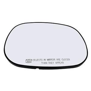 Fit Dodge RAM 1500 2500 Dakota Passenger Side Rear Heated Mirror Glass Backing