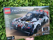 Lego Technic App Controlled Rally Car (42109) New In hand