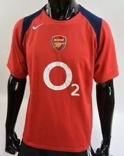 2004-05 nike Arsenal FC GUNNERS London Trainig Shirt SIZE L (adults)