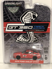 2016 Ford Mustang Shelby GT350 Ford Performance Racing 1:64 Greenlight 30053