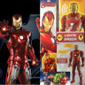 Marvel legends Movie TV Toys The AVENGERS Spider man +more! Action Figure Heroes