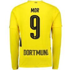 Camiseta de fútbol morado sin usada en partido