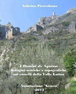 I Domini de Aquino: indagini storiche e topografiche sui castelli della Valle La