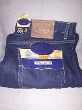 """Blue Circle Denim Jeans - New with Tags - 36"""" Waist - Regular Fit"""
