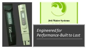 TDS Meter-Authentic HM Digital TDS-3 TDS/Temperature Meter, ATC, 0-9990 ppm