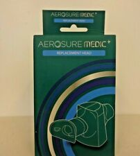 aerosure medic+ replacement head brand new / sealed