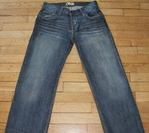CELIO Jeans pour Homme W 28 - L 30 Taille Fr 38 (Réf # O139)