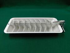 Vintage 18 Cube Aluminum Ice Tray ~ Tested ~ No Maker Mark
