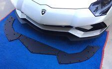 3 Piece Skid Plates For The Lamborghini Aventador S UNDERBODY ARMOR