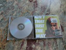 CD: Lutricia Mc Neal - Ain't That Just The Way