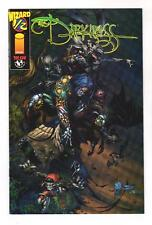 THE DARKNESS 1/2 (NM-) WIZARD, MUNCHKINS  (SHIPS FREE) *