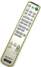 Genuine Sony RM-EX77 Component Hi-Fi System Remote For DHC-EX77MD DHC-EX770MD...