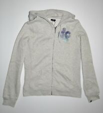 New DC Shoes Womens Yup Full Zip Fleece Hoodie Medium