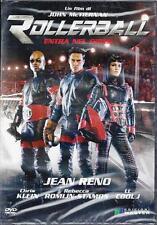 Dvd **ROLLERBALL ~ ENTRA NEL GIOCO** con Jean Reno' nuovo sigillato 2002