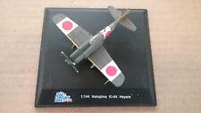 1/144 ( N ) scale  Classic Aircraft WWII  Japanese Nakajima Ki-84 Hayate