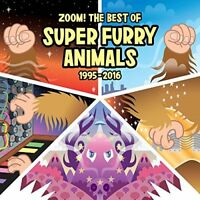Super Furry Animals : Zoom! The Best of 1995-2016 CD 2 discs (2016) ***NEW***