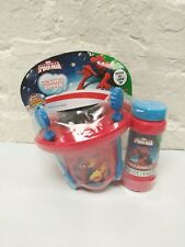 Ultimate Spiderman Spidey Lil Bubble Dipper Toy New In Package