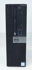 Dell OptiPlex 3040 SFF Intel i7-6700 3.4GHz 8GB 500GB HDD R5 340X No COA OS
