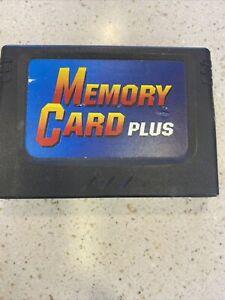 Memory Card Plus for Sega Saturn