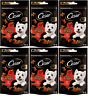 Cesar Mini Bones With Beef & Chicken Mini Dog Treats Resealable Bags 6 X 75g