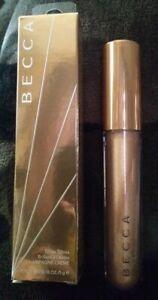 BECCA Glow Gloss Champagne Creme 0.18oz/5g Full Size Vit C & E, Shea, Muru Muru