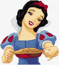 Blancanieves puntada cruzada contada Kit de TV/Cine Disney