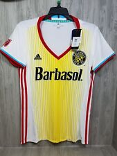 Adidas Columbus Crew MLS Soccer Jersey Womens Size Large NEW with Tags