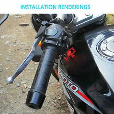 Heizgriffe Griffheizung 22mm 7/8″ Motorrad DirtBike Roller Griffe schwarz 12V