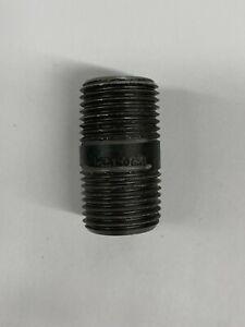 Grainger SCH. 80 Black Welded Nipple 1/2 x 1-1/2 40401 (QTY 5)