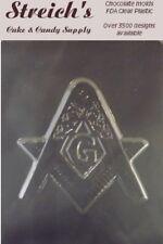 Large Masonic Chocolate Candy Mold