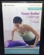Stott Pilates - Foam Roller Challenge (DVD, 2007) - NEW REGION 1
