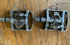 Shimano M324 Combination Pedals ONE SIZE GREY
