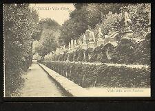 774 TIVOLI -Villa d'Este - Viale delle centro Fontane