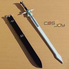 Sword Art Online Kirito White Sword Final Version Cosplay Prop