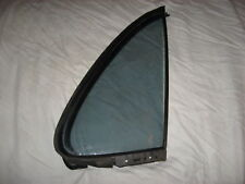 1992 TOYOTA CAMRY DRIVER SIDE QTR GLASS