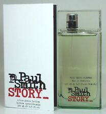 66b1784ebabb Paul Smith Story 3.3/3.4oz. Aftershave Lotion For Men New In Box (