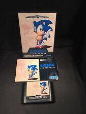 Kids Sonic The Hedgehog/locale Mega Drive Megadrive/Fast Gratis Uk