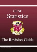 GCSE Statistics Revision Guide - Higher (A*-G course),CGP Books