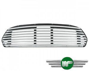 CLASSIC MINI - COOPER FRONT GRILLE With Internal Release 1969 to 2000 ALA6669